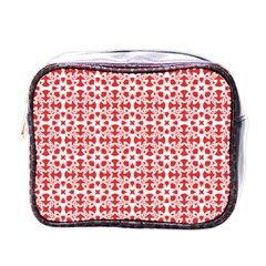 Pattern Mini Toiletries Bags by Valentinaart