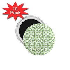 Pattern 1 75  Magnets (10 Pack)  by Valentinaart