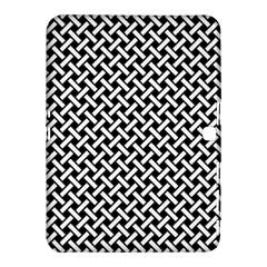 Pattern Samsung Galaxy Tab 4 (10 1 ) Hardshell Case  by Valentinaart