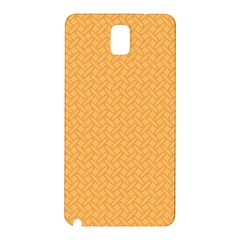 Pattern Samsung Galaxy Note 3 N9005 Hardshell Back Case by Valentinaart