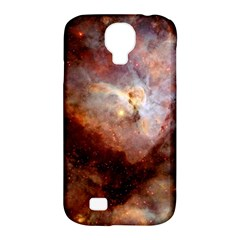 Carina Nebula Samsung Galaxy S4 Classic Hardshell Case (pc+silicone) by SpaceShop