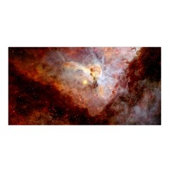 Carina Nebula Satin Shawl by SpaceShop