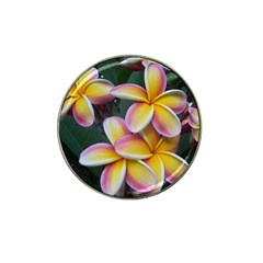 Premier Mix Flower Hat Clip Ball Marker by alohaA
