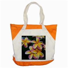 Premier Mix Flower Accent Tote Bag by alohaA