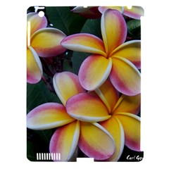 Premier Mix Flower Apple Ipad 3/4 Hardshell Case (compatible With Smart Cover) by alohaA