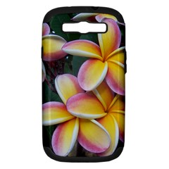 Premier Mix Flower Samsung Galaxy S Iii Hardshell Case (pc+silicone) by alohaA