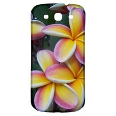 Premier Mix Flower Samsung Galaxy S3 S Iii Classic Hardshell Back Case by alohaA