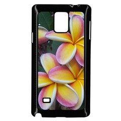 Premier Mix Flower Samsung Galaxy Note 4 Case (black) by alohaA
