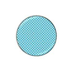 Pattern Hat Clip Ball Marker by Valentinaart