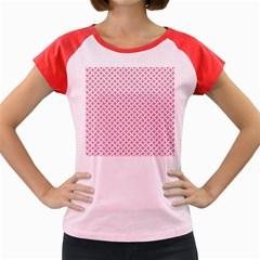 Pattern Women s Cap Sleeve T Shirt by Valentinaart
