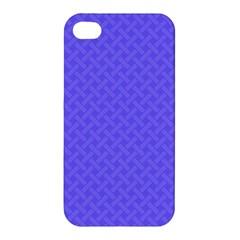Pattern Apple Iphone 4/4s Premium Hardshell Case by Valentinaart