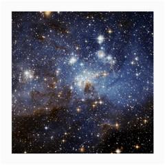 Large Magellanic Cloud Medium Glasses Cloth (2 Side) by SpaceShop