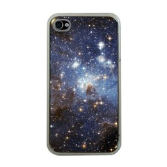 Large Magellanic Cloud Apple Iphone 4 Case (clear) by SpaceShop