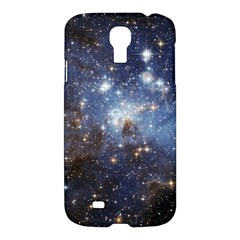 Large Magellanic Cloud Samsung Galaxy S4 I9500/i9505 Hardshell Case by SpaceShop