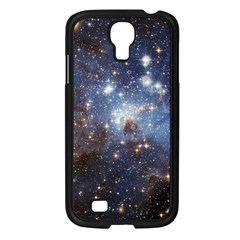 Large Magellanic Cloud Samsung Galaxy S4 I9500/ I9505 Case (black) by SpaceShop