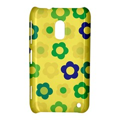 Floral Pattern Nokia Lumia 620 by Valentinaart