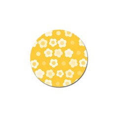 Floral Pattern Golf Ball Marker by Valentinaart