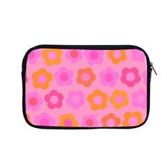 Pink Floral Pattern Apple Macbook Pro 13  Zipper Case by Valentinaart