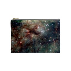 Tarantula Nebula Cosmetic Bag (medium)  by SpaceShop
