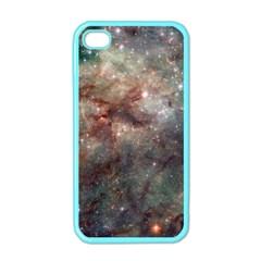 Tarantula Nebula Apple Iphone 4 Case (color) by SpaceShop