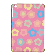 Floral Pattern Apple Ipad Mini Hardshell Case (compatible With Smart Cover) by Valentinaart