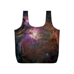 Orion Nebula Full Print Recycle Bags (s)  by SpaceShop