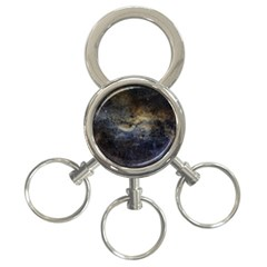 Propeller Nebula 3 Ring Key Chains by SpaceShop