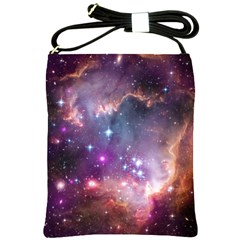 Small Magellanic Cloud Shoulder Sling Bags by SpaceShop