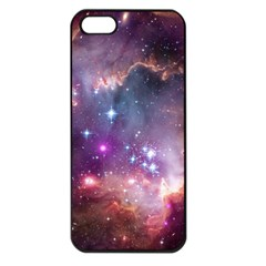 Small Magellanic Cloud Apple Iphone 5 Seamless Case (black) by SpaceShop