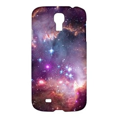 Small Magellanic Cloud Samsung Galaxy S4 I9500/i9505 Hardshell Case by SpaceShop