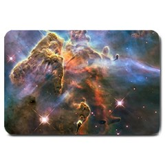 Pillar And Jets Large Doormat  by SpaceShop