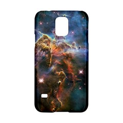 Pillar And Jets Samsung Galaxy S5 Hardshell Case  by SpaceShop