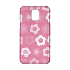 Floral Pattern Samsung Galaxy S5 Hardshell Case  by Valentinaart
