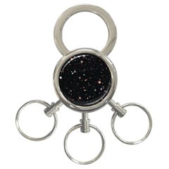 Extreme Deep Field 3 Ring Key Chains by SpaceShop
