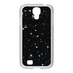 Extreme Deep Field Samsung Galaxy S4 I9500/ I9505 Case (white) by SpaceShop