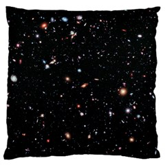 Extreme Deep Field Standard Flano Cushion Case (two Sides) by SpaceShop
