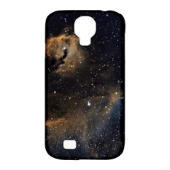 Seagull Nebula Samsung Galaxy S4 Classic Hardshell Case (pc+silicone) by SpaceShop