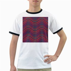 Pattern Ringer T Shirts by Valentinaart