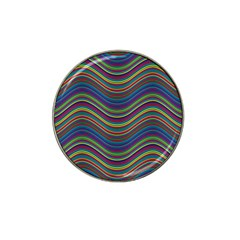 Pattern Hat Clip Ball Marker by Valentinaart