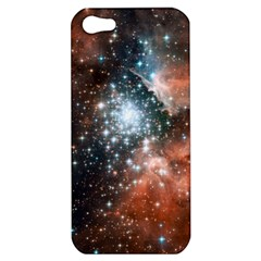 Star Cluster Apple Iphone 5 Hardshell Case by SpaceShop
