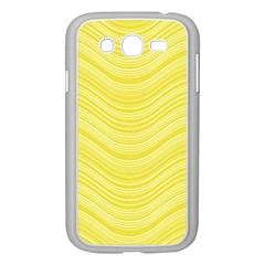 Pattern Samsung Galaxy Grand Duos I9082 Case (white) by Valentinaart