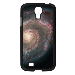 Whirlpool Galaxy And Companion Samsung Galaxy S4 I9500/ I9505 Case (black) by SpaceShop