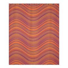 Pattern Shower Curtain 60  X 72  (medium)  by Valentinaart