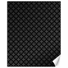 Pattern Canvas 16  X 20   by Valentinaart