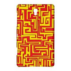 Pattern Samsung Galaxy Tab S (8 4 ) Hardshell Case  by Valentinaart
