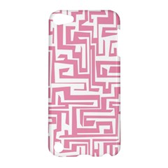 Pink Pattern Apple Ipod Touch 5 Hardshell Case by Valentinaart