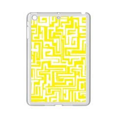 Pattern Ipad Mini 2 Enamel Coated Cases by Valentinaart