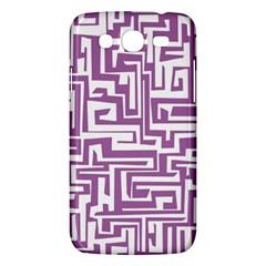 Pattern Samsung Galaxy Mega 5 8 I9152 Hardshell Case  by Valentinaart