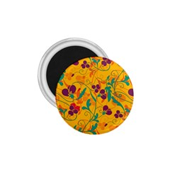 Floral Pattern 1 75  Magnets by Valentinaart