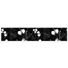 Floral Pattern Flano Scarf (small) by Valentinaart